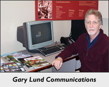Gary Lund Communications